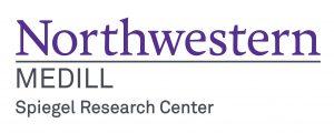 Northwestern Medill Spiegel Research Center Logo